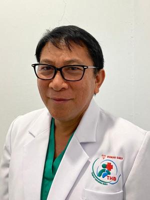 dr. Albert J. Pangerapan, Sp.OG