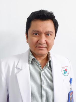 dr. Irdian Nofriansyah T, Sp.A, M.Kes