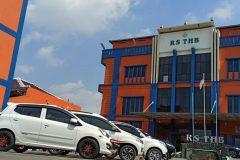 Tempat Parkir Luas