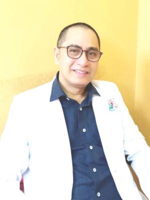 dr. Djoni Nurung, Sp.OG (K)