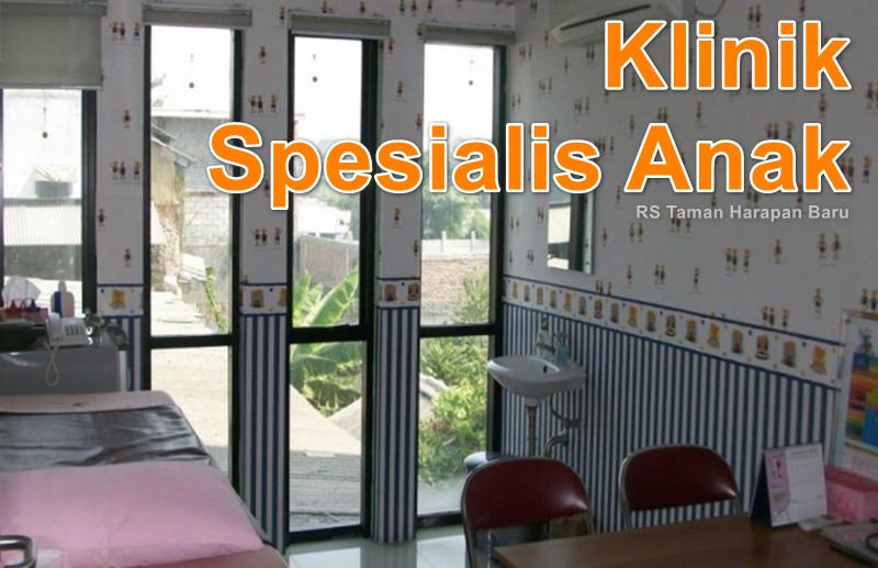 klinik spesialis anak