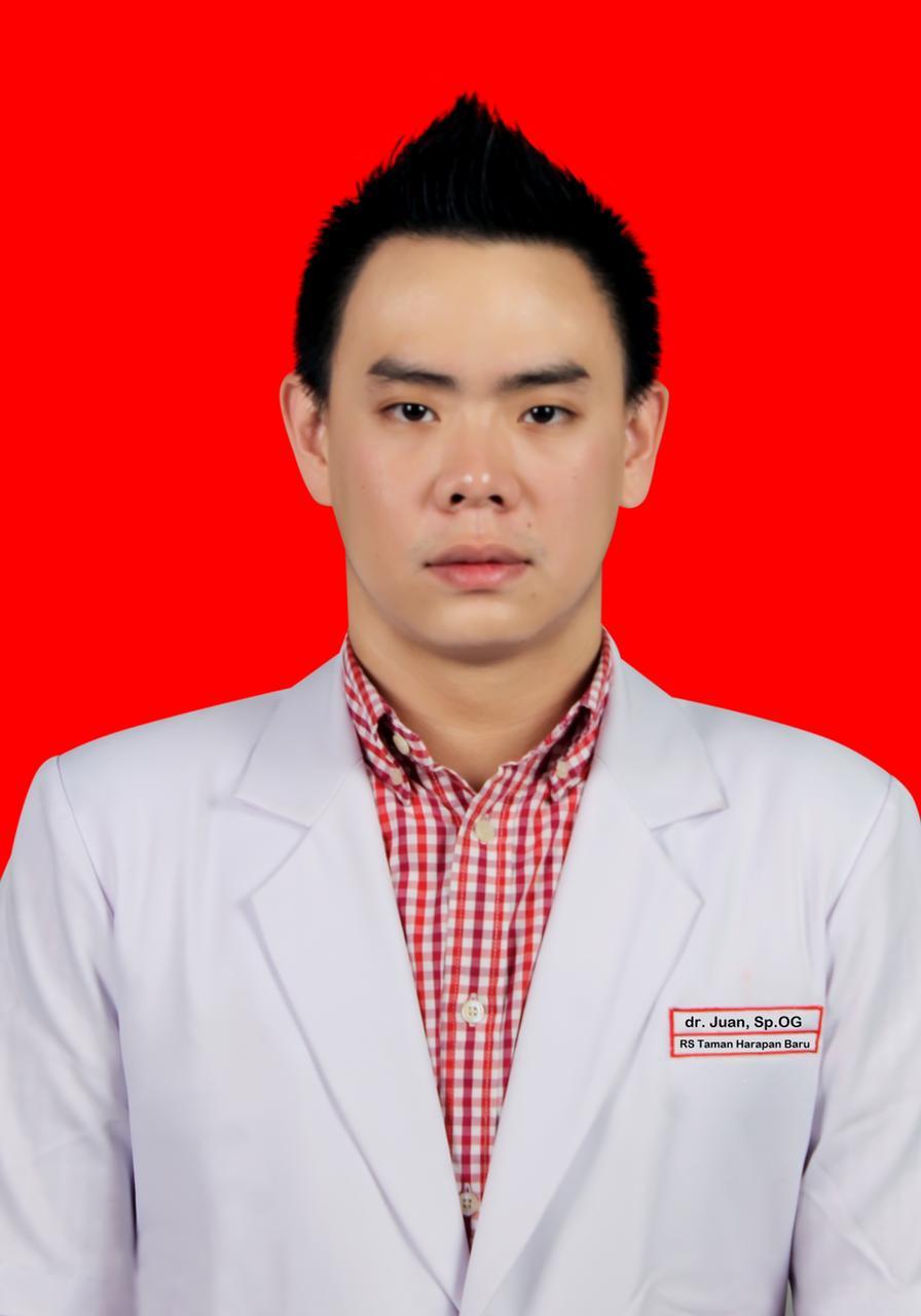 dr. Juan Gunawan, Sp.OG