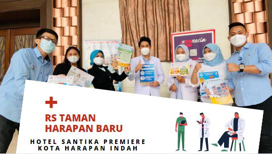 "Talkshow ""Kenali Kesehatan Tulang & Sendi"" bersama dr. Ery Wildan, SpOT bekerja sama dengan Santika Premiere Harapan Indah"